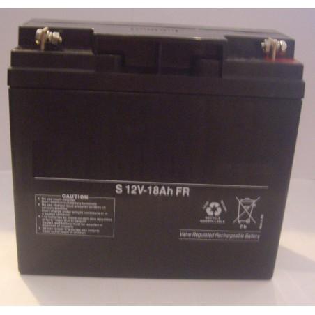 Batterie Plomb AGM étanche 12V 18 Ah / NX  (1418)
