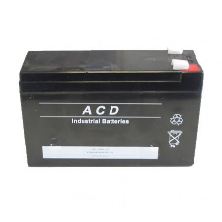 Pack Batterie 12 Volt pour Onduleur APC BE350. RBC29