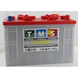 Batterie plomb ACEDIS  TMS12-90T 12V 136Ah Plaques Tubulaire