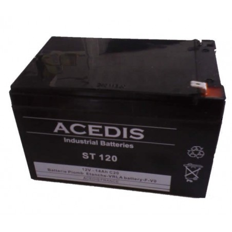 Shoprider Cameo 3  Batterie 12v  (213)