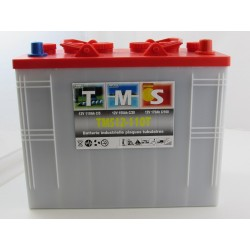 Batterie plomb ACEDIS  TMS12-110T 12V 110Ah Plaques Turbulaire (2360)