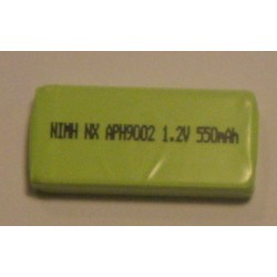 Accumulateurs AAAA NIMH Nimh Blister X 2 Ready to use Panasonic 1,2V 750mAH