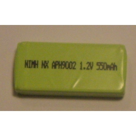 Accus AAA Nimh Blister X 2 Ready to use Panasonic 1,2V 750mAH