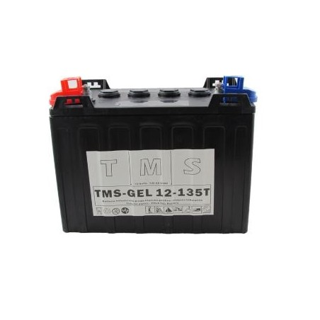 Batterie plomb étanche gélifiée plaques Tubulaire ACEDIS  TMSGEL12-135t 12V 135Ah  VRLA  - 1