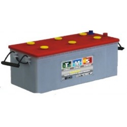 Batterie à Décharge  lente 12V 237Ah Plaques Turbulaire TMS12-160T ACEDIS  - 1
