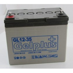 Batterie AGM Equivalent MK Battery ES9-12  12V 9Ah T2