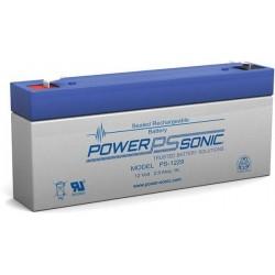 Batterie plomb étanche AGM Powersonic PS-1229L