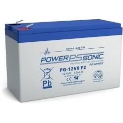 Batterie AGM Power Sonic 12V 8,5Ah C20 / PG-12V9