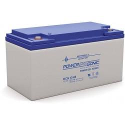 Batterie GEL Power Sonic 12V 60Ah C20 / DCG12-60