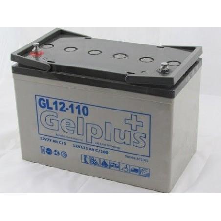 Batteries plomb GEL VRLA étanches sans entretien à plaques planes - MANETCO