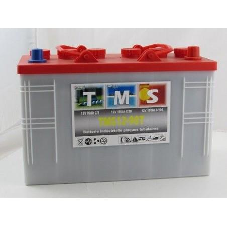 Batterie plomb à plaques tubulaires semi-stationnaire - MANETCO